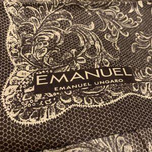 💗Emanuel Ungaro Vintage Silk Scarf